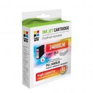 Совместимый картридж ColorWay CW-PGI-2400XLM (Canon MB5040/ MB5340/ IB4040 (9275B001) Magenta