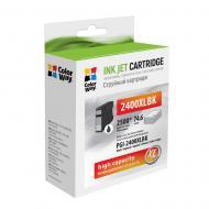 Совместимый картридж ColorWay CW-PGI-2400XLBK (Canon MB5040/ MB5340/ IB4040 (9257B001) Black