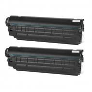 Совместимый картридж ColorWay CW-C703FM  Double Pack (Canon LBP-2900/3000 / 703/FX10/Q2612A) Black