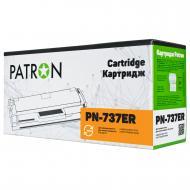 Совместимый картридж Patron PN-737ER (Canon MF212W / MF211 / MF217nw / MF216n / MF226dn / MF229dw / 9540B095) Black