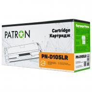Совместимый картридж Patron CT-SAM-MLT-D105L-PNR (Samsung ML 1910 / ML 1915 / ML 2525 / ML 2580 / SCX 4600/XEV / SCX 4623F / SCX 4623FN) Black