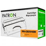 Совместимый картридж Patron PN-CEXV40R (Canon IR 1133, 1133A, 1133iF) Black