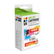 Совместимый картридж ColorWay CW-PGI-1400XLM (Canon MB2040/2340 (9203B001) Magenta