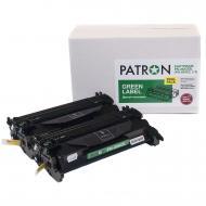 Совместимый картридж Patron PN-26ADGL (HP LJ CF226A) DUAL PACK Black