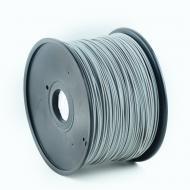 PLA-пластик Gembird 1.75mm Grey 1kg (3DP-PLA1.75-01-GR)