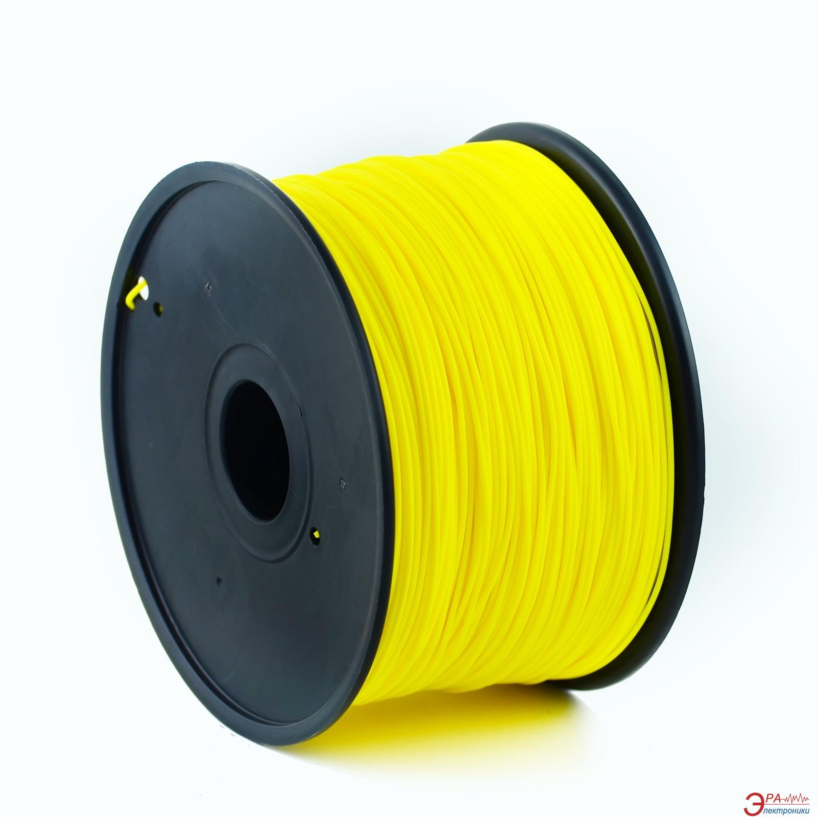 ABS-пластик Gembird 1.75mm Yellow 1kg (3DP-ABS1.75-01-Y)