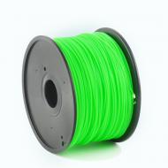 PLA-пластик Gembird 1.75mm Green 1kg (3DP-PLA1.75-01-G)