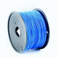 PLA-пластик Gembird 1.75mm Blue 1kg (3DP-PLA1.75-01-B)
