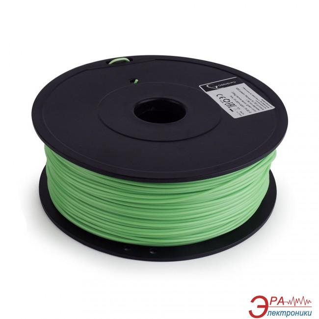 ABS-пластик Gembird 1.75mm Green 0.6kg (FF-3DP-ABS1.75-02-G)