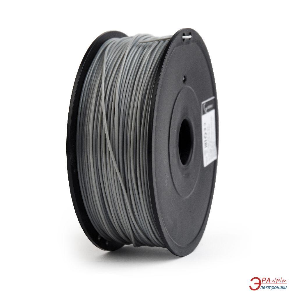 ABS-пластик Gembird 1.75mm Grey 0.6kg (FF-3DP-ABS1.75-02-GR)