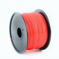 PLA-пластик Gembird 1.75mm Red 1kg (3DP-PLA1.75-01-R)