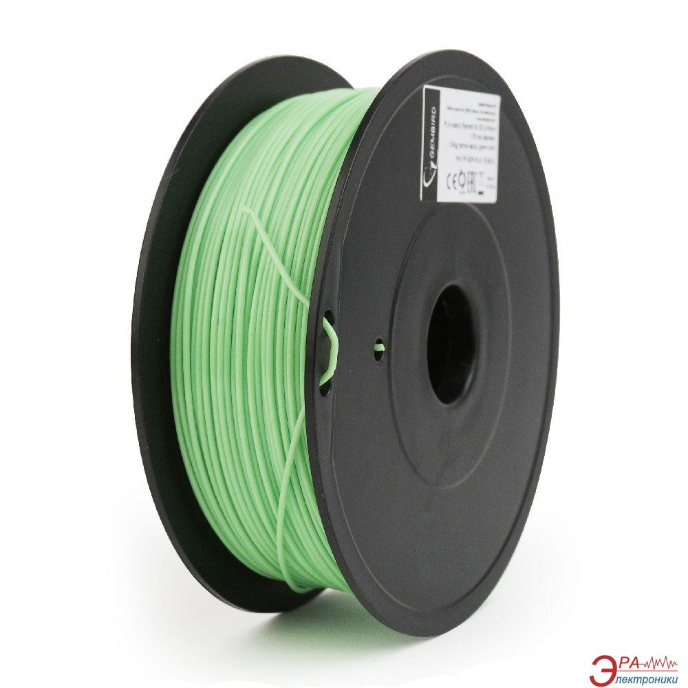 PLA-пластик Gembird 1.75mm Green 0.6kg (FF-3DP-PLA1.75-02-G)