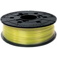 PLA-пластик XYZprinting 1.75mm Yellow 0.6kg (RFPLCXEU03J)