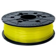 PLA-пластик XYZprinting Filament for da Vinci, transparent yellow 0.6kg (RFPLAXEU00E)