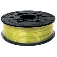 PLA-пластик XYZprinting Filament for da Vinci, transparent yellow 0.6kg (RFPLBXEU03B)
