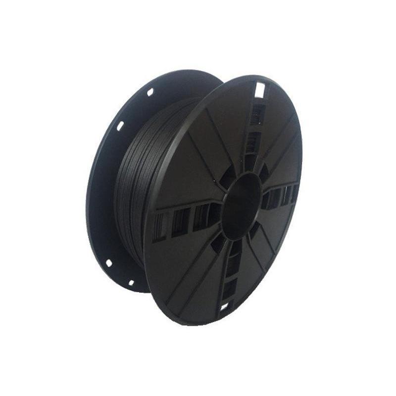 PLA-пластик Gembird 1.75mm, Carbon, 1kg (3DP-PLA1.75-02-CARBON)