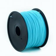 ABS-пластик Gembird 1.75mm, glowing blue, 1kg (3DP-ABS1.75-01-LB)
