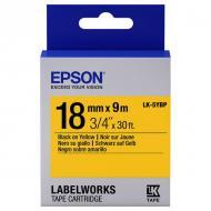 Лента клеящаяся Epson LK5YBP Pastel 18mm 9m (C53S655003)