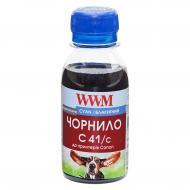 Чернила WWM Canon CL41/51/CLI8 Cyan (C41/C-2) 100 мл (г)