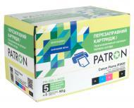Комплект перезаправляемых картриджей Patron (PN-520-1-028) Canon (PIXMA iP3600)