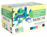 Комплект перезаправляемых картриджей Patron (PN-425-N052) Canon (MG6140/ 6240/ 8140/ 8240)