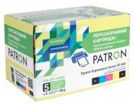 Комплект перезаправляемых картриджей Patron (PN-261-N062) Epson (XP 600/ 700/ 800)