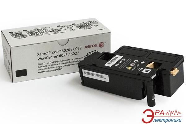 Картридж Xerox (106R02763) (Phaser 6020/ 6022/ WC6025/ 6027) Black