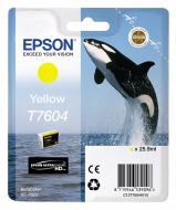 Картридж Epson (C13T76044010) (SureColor SC-P600) Yellow