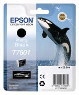 Картридж Epson (C13T76014010) (SureColor SC-P600) Black
