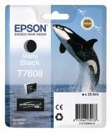 Картридж Epson (C13T76084010) (SureColor SC-P600) matte black