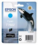 Картридж Epson (C13T76024010) (SureColor SC-P600) Cyan