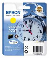 Картридж Epson 27 XL (C13T27144020) (WF-7620) Yellow