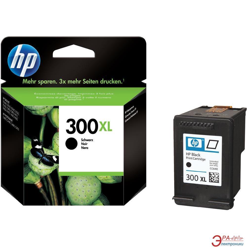 Картридж HP №300XL (CC641EE) (DJ D2560/ F4280) Black