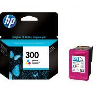 Картридж HP №300 (CC643EE) (DJ D2560/ F4280) Color (C, M, Y)