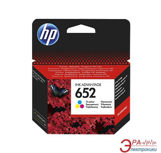 Картридж HP No.652 (F6V24AE) (DJ Ink Advantage 1115/ 2135/ 3635/ 3835) Color (C, M, Y)