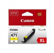 Картридж Canon CLI-471Y XL (0349C001) (PIXMA MG5740/ MG6840) Yellow