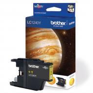 Картридж Brother LC1240Y (MFC-J5910DW/ J6510DW/ J6910DW) Yellow