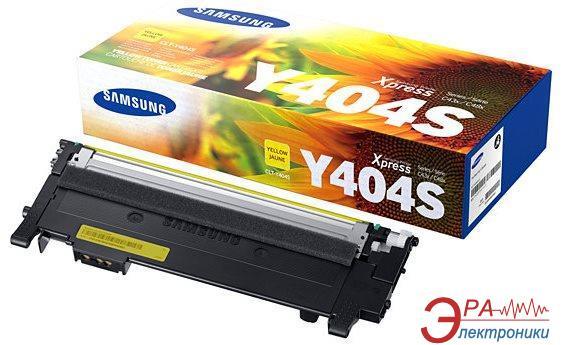 Картридж Samsung CLT-Y404S (SL-C430W/ C480W) Yellow