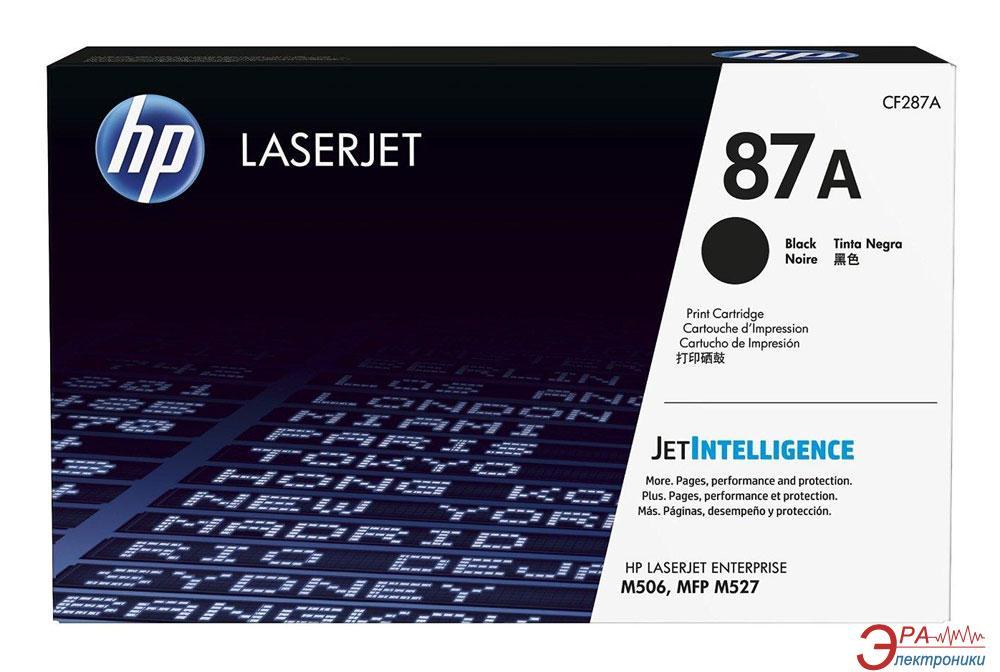 Картридж HP 87A (CF287A) (LJ M527c/ M506dn/ M506x/ M527dn/ M527f) Black