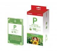 Комплект расходных материалов Canon E-P100 (1335B001) (for SELPHY ES1)