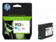 Картридж HP No.953XL (F6U16AE) (Officejet Pro 8210/ 8710/ 8720/ 8725/ 8730) Cyan