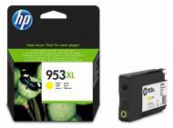 Картридж HP No.953XL (F6U18AE) (Officejet Pro 8210/ 8710/ 8720/ 8725/ 8730) Yellow