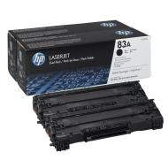 Картридж HP 83A (CF283AF) (LJ M201/ M125/ M127/ M225) Black