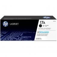 Картридж HP 17A (CF217A) (LJ Pro M102/M130) Black