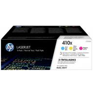 Картридж HP 410X (CF252XM) Bundle (C, M, Y)