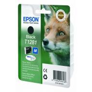 Картридж Epson (C13T12814012) (St S22/ SX125/ SX130/ SX420W/ 425W) Black