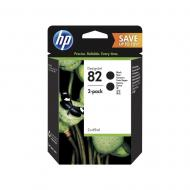 Картридж HP No.82 2x69ml (P2V34A) (DesignJet 510) Black