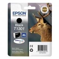 Картридж Epson XL (C13T13014012) (St SX525WD/ Office B42WD/ BX625FWD) Black