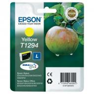 Картридж Epson Large (C13T12944012) (St SX420W/425W) Yellow