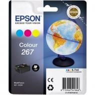 Картридж Epson (C13T26704010) (WorkForce WF-100W) Color (C, M, Y)